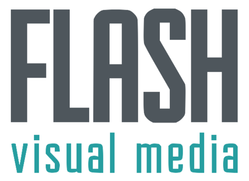 Flash Visual Media logo